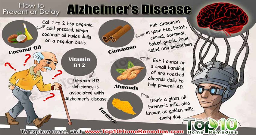 7 Brain Healthy Foods that Help You Prevent Alzheimer's Disease